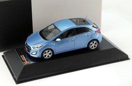 Hyundai i30 seit 10/2011 (GD) hellblau met.