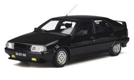 Citroën BX GTI 16S 1987-1993 schwarz