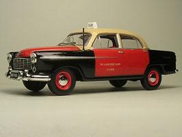 Holden FE 1956-1959 TAXI Sydney rot / schwarz / beige