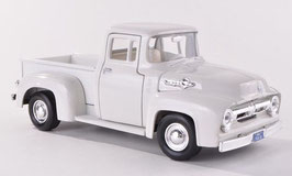 Ford F-100 Pick Up 1956 weiss