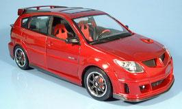 Pontiac Vibe 2002-2008 GTR dunkelrot met.