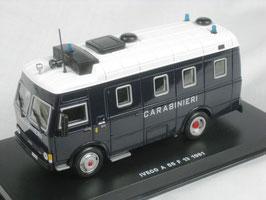 """Iveco A55 F13 Bus 1981 """"Carabinieri dunkelblau / weiss"""""""