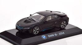 BMW i8 Coupé I12 2014-2018 schwarz / blau