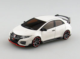 Honda Civic IX Type R 2015-2017 weiss / schwarz