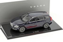 Volvo V60 I Phase II 2013-2018 Magic blau met.