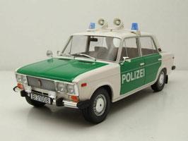 """Lada 2106 1976-2006 """"Polizei Deutschland grün / weiss"""""""