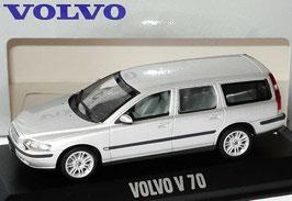 Volvo V70 II Phase I 2000-2004 silber met.