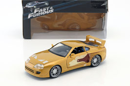 "Toyota Supra 1993-2002 ""Fast and Furious gold met. / Decor"