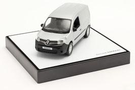 Renault Kangoo II Phase II 2013-2021 Kastenwagen silber met. / schwarz