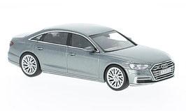 Audi A8 L D5 seit 2017 grau met.