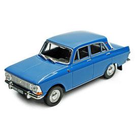 Moskwitsch 412 Limousine 1967-1975 blau