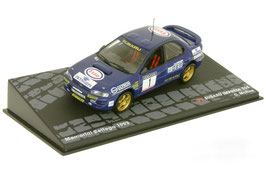 Subaru Impreza 555 #1 Memorial Bettega 1993 Colin McRae