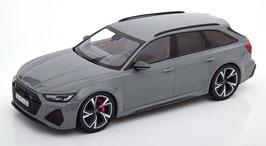 Audi RS6 Avant C8 seit 2020 grau