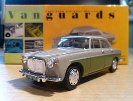 Rover P5 Sedan MK II 1962-1965 stone grey / juniper green