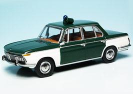 """BMW 2000 1966-1972 """"Polizei Deutschland dunkelgrün / weiss"""""""