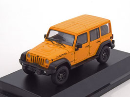 Jeep Wrangler Unlimited MOAB 2014 gelb / Hardtop abnehmbar!