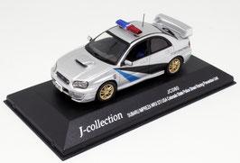 """Subaru Impreza WRX STI 2002-2005 """"Colorado State Police silber met. / Decor"""""""