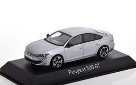 Peugeot 508 GT Berline seit 2018 silber met.