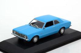 Ford Taunus TC1 Phase I 1970-1973 blau