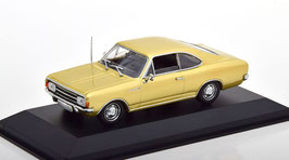 Opel Rekord C Coupé 1967-1971 gold met.
