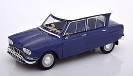 Citroën AMI 6 Berline 1961-1969 dunkelblau / weiss