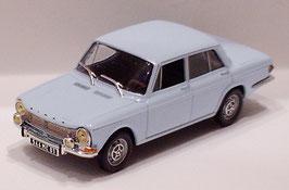 Simca 1501 S 1966-1976 hellblau