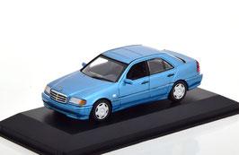 Mercedes-Benz C-Klasse W202 Phase III 1997-2000 hellblau met.
