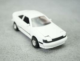 Occ: Toyota Celica IV T16 1985-1989 RHD weiss 1:43 von Diapet