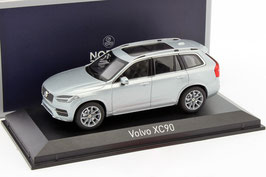Volvo XC90 II seit 2015 Electric silver met.
