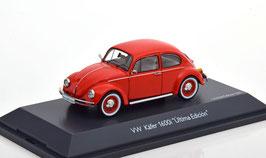 VW Käfer 1600 Ultima Edition 2003 rot