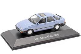 Ford Sierra Ghia 1982-1986 hellblau met.