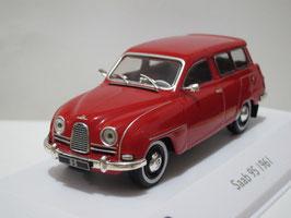 Saab 95 Kombi Phase I 1960-1963 rot
