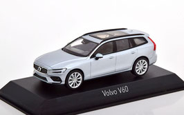 Volvo V60 II seit 2018 silber met.