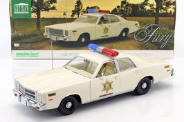 "Plymouth Fury VII 1975-1978 Police ""TV- Serie The Dukes of Hazzard 1979-1985 beige"""