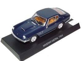 Maserati Mistral 1963-1970 dunkelblau