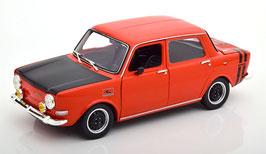 Simca 1000 Rallye 2 1972-1976 rot / matt--schwarz