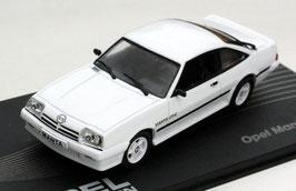 Opel Manta B GT/E Phase II 1982-1984 weiss