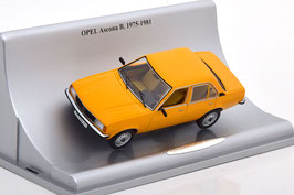 Opel Ascona B 1975-1981 ocker-gelb