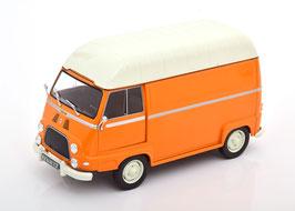 Renault Estafette Lieferwagen 1959-1980 orange / weiss / silber