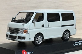 Nissan Caravan E25 Bus 2012 RHD Brillant white pearl