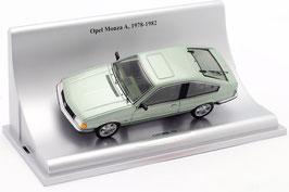 Opel Monza A Phase I 1978-1982 hellgrün met.