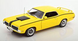 Mercury Cougar Eliminator 1970 gelb / schwarz