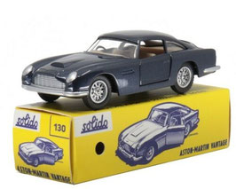 Aston Martin DB5 Vantage Coupé 1964-1965 dunkelblau