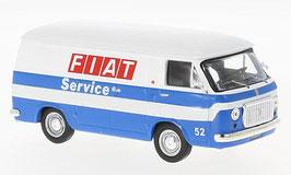 """Fiat 238 Lieferwagen 1971 """"Fiat Service blau / weiss / rot"""""""