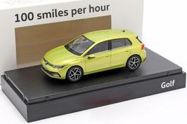 VW Golf VIII seit 2020 gelb-grün met.