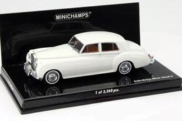Rolls Royce Silver Cloud II 1959-1962 weiss