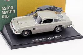 Aston Martin DB5 Coupé 1963-1965 silber met.