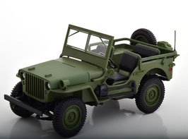 Jeep Willys 1943-1945 oliv