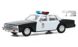 "Chevrolet Caprice 1987 ""Los Angeles Metropolitan Police / Treminator II 1991 schwarz / weiss"""