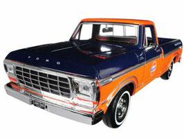 "Ford F-150 Custom Pick Up 1978-1979 ""Gulf orange / dunkelblau"""